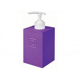 ДОЗАТОР MEANDER ФИОЛЕТОВЫЙ для жидкого мыла