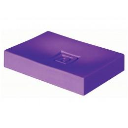 Мыльница MEANDER фиолетовая